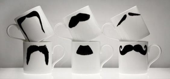 taza bigotes