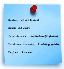 Ficha Oriol Rubio