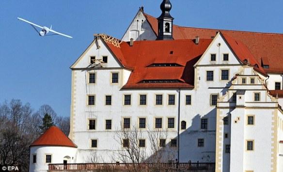 Castillo de Colditz. /EPA